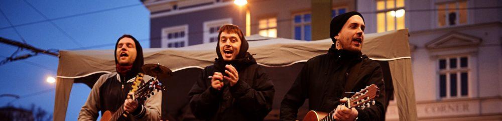 hörzu! –  Straßenmusik Band Streetbeat